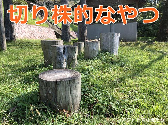 観音ヶ池市民の森の遊具