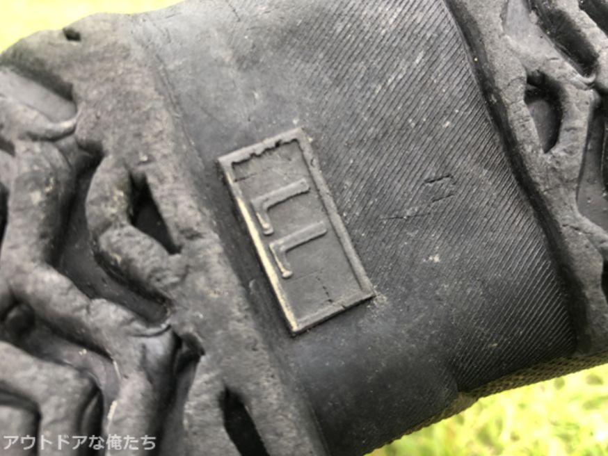 LLサイズの靴底